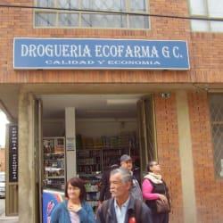 Droguería Ecofarma Gc  en Bogotá