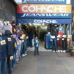 Jeans Cohache en Santiago