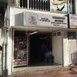 Cigarrería Arizona en Bogotá