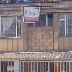 La Casa del Peregrino en Bogotá