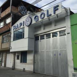 Rapigolf en Bogotá