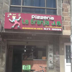 Pizzeria la granja JB en Bogotá
