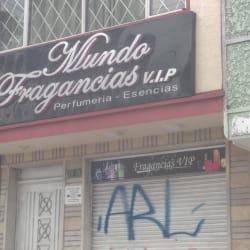 Mundo Fragancias V.I.P en Bogotá