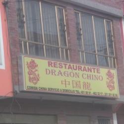 Restaurante Dragón Chino en Bogotá