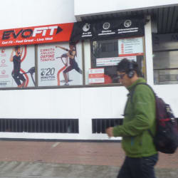 Evofit Fitness Lab en Bogotá