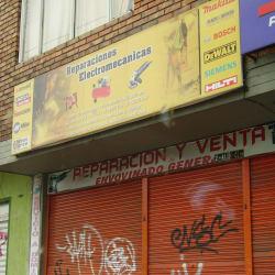 Electromecánicas en Bogotá