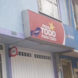 Paga Todo Para Todo Carrera 117 en Bogotá