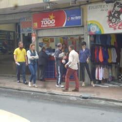 Paga Todo Carrera 9 con 12B en Bogotá