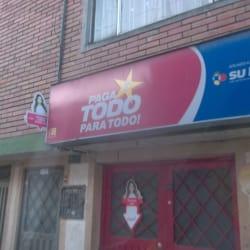 Paga Todo Calle 129C con 95A en Bogotá