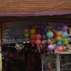 Promociones El Tumbaprecios en Bogotá