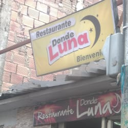 Restaurante Donde Luna en Bogotá