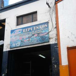 Repuestos en Bogotá