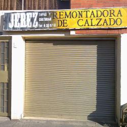 Remontadora de Calzado Jerez en Bogotá