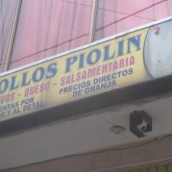 Pollos Piolin en Bogotá