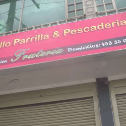 Punto Pollo & Parrilla Frutería  en Bogotá