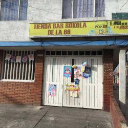 Tienda Bar Rockola de la 66 en Bogotá
