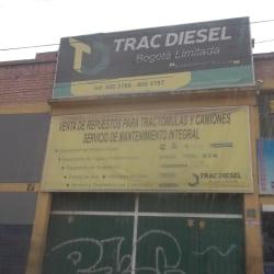 Trac Diesel Bogotá en Bogotá