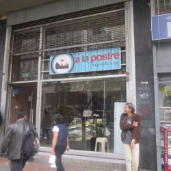 Postres a las postra en Bogotá