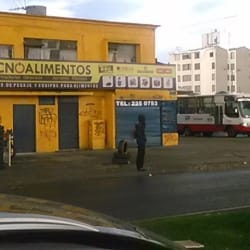 Tecnoalimentos  en Bogotá