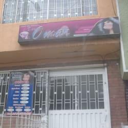 Sala de Belleza Don Omar en Bogotá