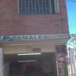 Tamales Tolimenses Carrera 4 en Bogotá