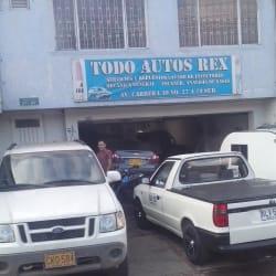 Todo Autos Rex en Bogotá