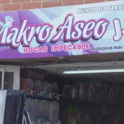 Makro Aseo en Bogotá