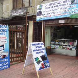 Computadores Calle 53 en Bogotá