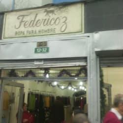 Federicos en Bogotá