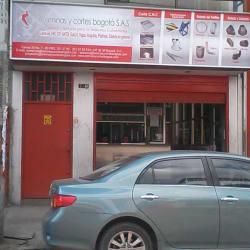 Láminas y Cortes Bogotá Ltda en Bogotá