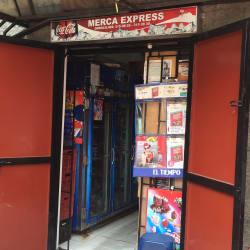 Merca Expres en Bogotá