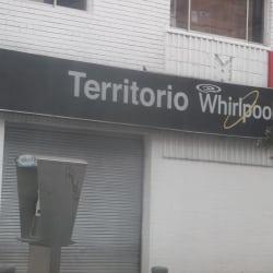 Territorio Whirpool en Bogotá