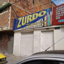 Textiles El Zurdo  en Bogotá