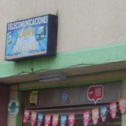 Cabinas Telefónicas Zamy en Bogotá