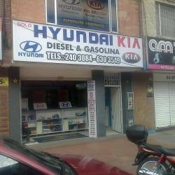 Solo Hyundai y Diesel Ltda  en Bogotá