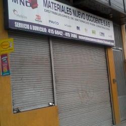 Materiales Nuevo Occidente en Bogotá