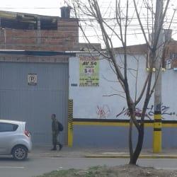 Parqueadero Carrera 54 en Bogotá