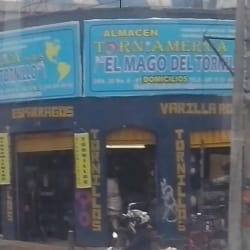 Torniamerica El Mago Del Tornillo en Bogotá