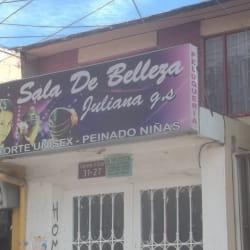Sala de Belleza Juliana G.S en Bogotá
