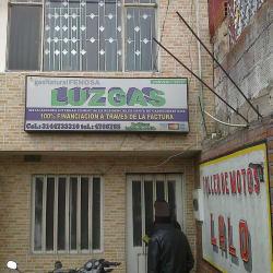 Luzgas  en Bogotá