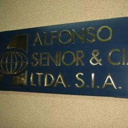 Agencia de Aduanas Alfonso Senior y Cia. S.A. en Bogotá