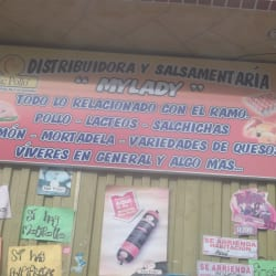 Salsamentaria Mylady en Bogotá