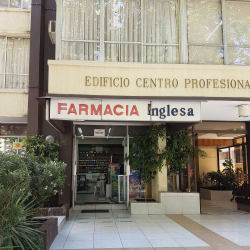 Farmacia Inglesa - Luis Thayer Ojeda en Santiago
