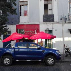 Pizzas Latorre en Santiago
