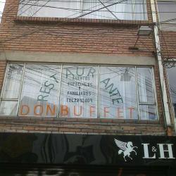 Restaurante Don Buffet  en Bogotá