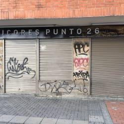Cigarreria Punto 26 en Bogotá
