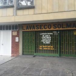 Lavaseco Solmatic en Bogotá
