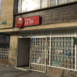 Tienda La 28 en Bogotá