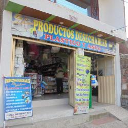 Productos Desechables Plastico y Aseo en Bogotá