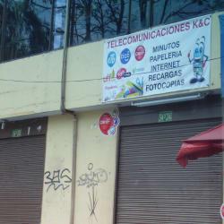 Telecomunicaciones K & C en Bogotá